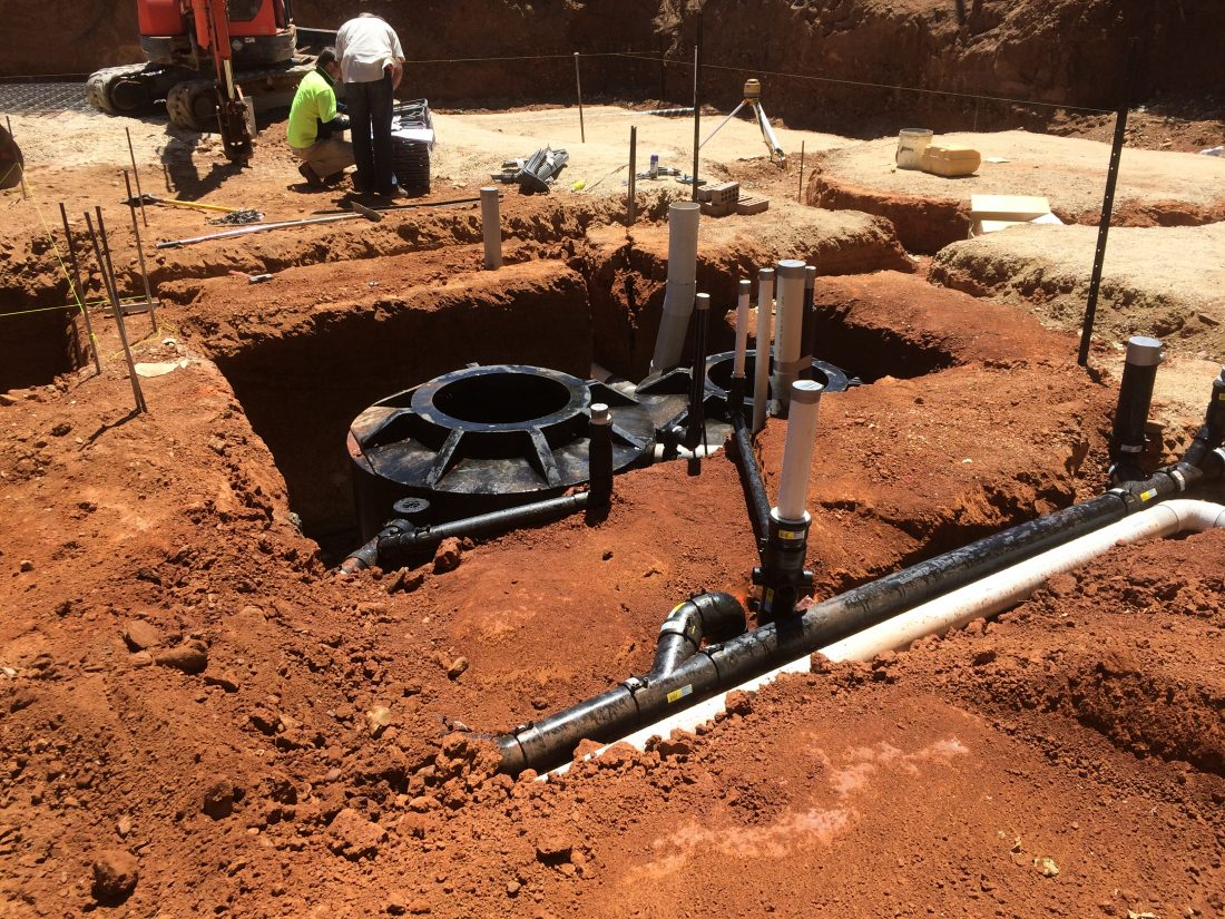 SEWER & STORMWATER PUMPS UNLEY